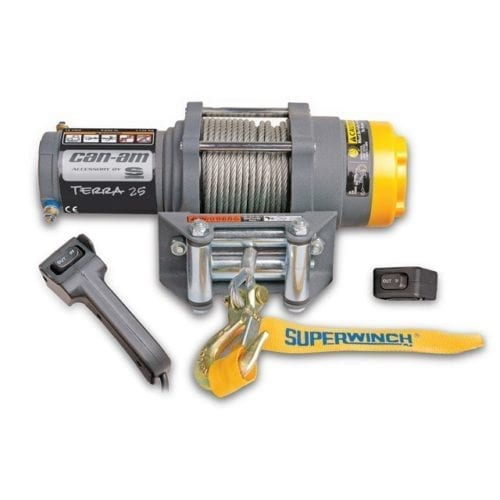 Can-Am Terra 25 Winch by Superwinch†