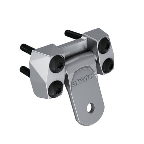 Heavy-Duty Tongue Hitch - Stainless Steel