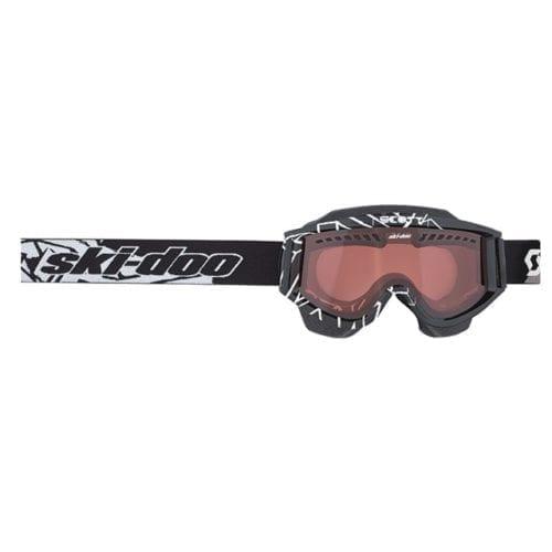Ski-Doo Holeshot Over the Glasses Goggles by Scott