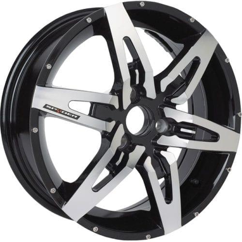 6-Spoke Custom Wheel Kit