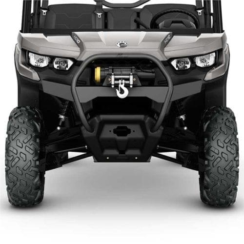 S3 Front Winch Bumper - Black
