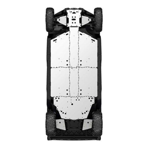 Front Skid Plate Defender Front Skid Plate Defender