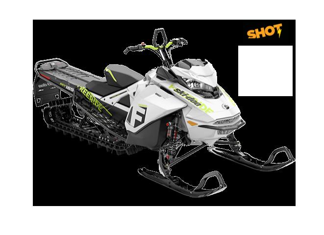 SKI-DOO SUMMIT X 850 и FREERIDE 850 ES с системой SHOT доступны в нашем мотосалоне!