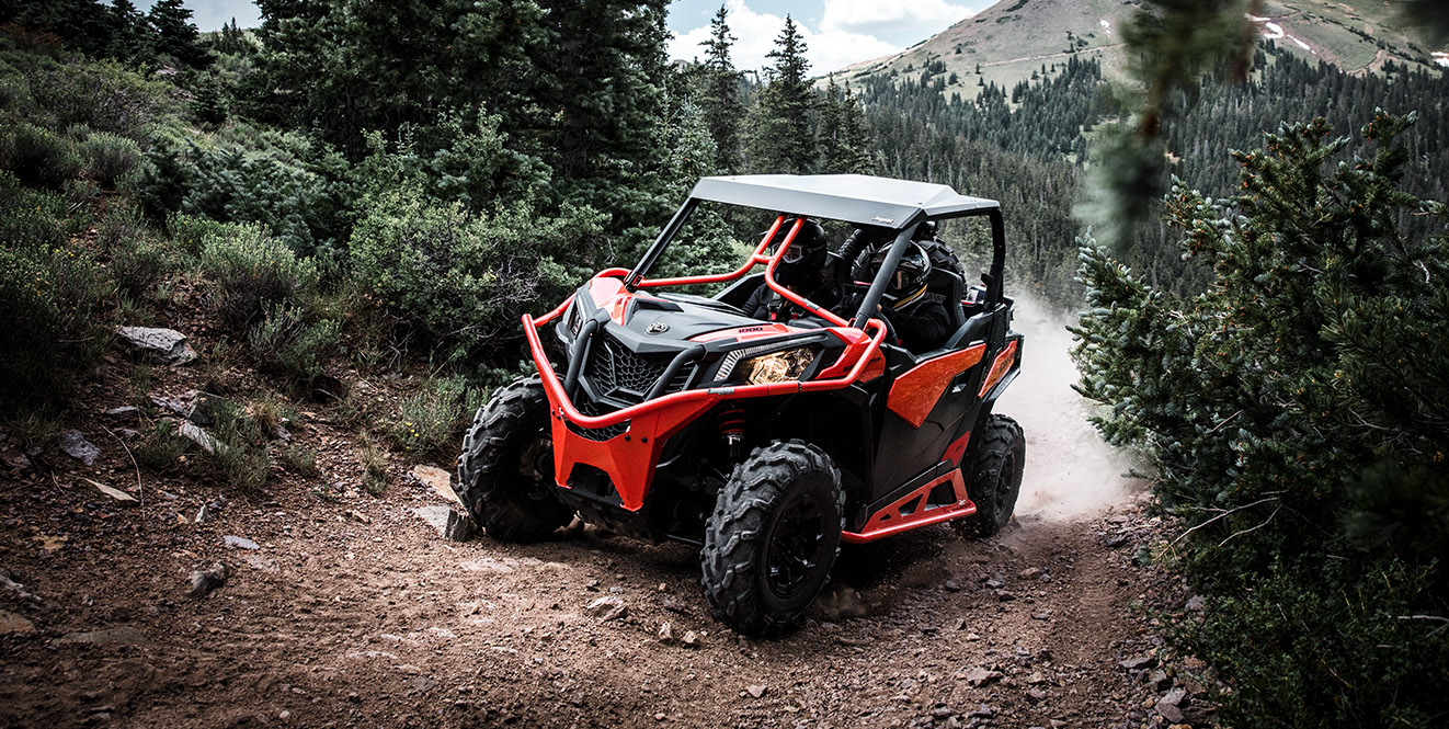 Can-Am MAVERICK TRAIL 800 DPS (2020)