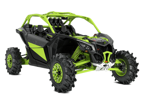 Maverick X3 X MR TURBO RR (2020)