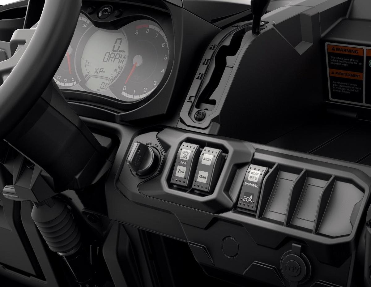 Обзор квадроцикла Traxter HD10 X MR