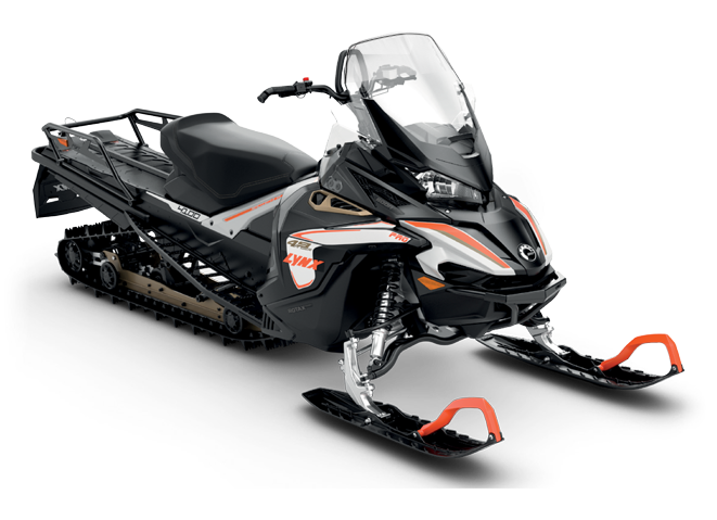 49 Ranger 600R E-TEC Touring Kit (2019)