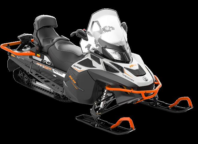 69 Ranger Alpine 1200 4-TEC (2019)