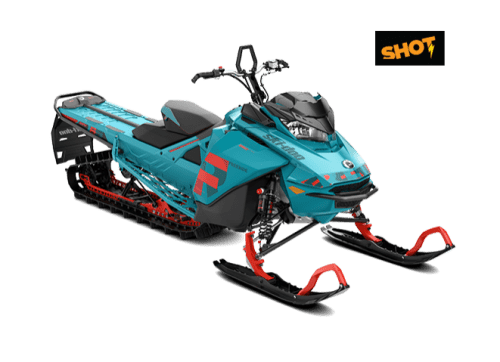 "Freeride STD 850 E-TEC 154"" SHOT (2019)"
