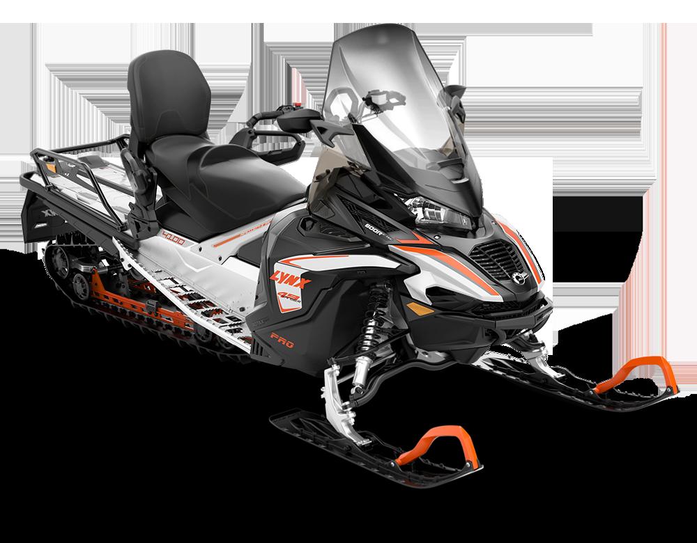 Lynx 49 Ranger PRO 600R E-TEC Touring Kit ES (2021)