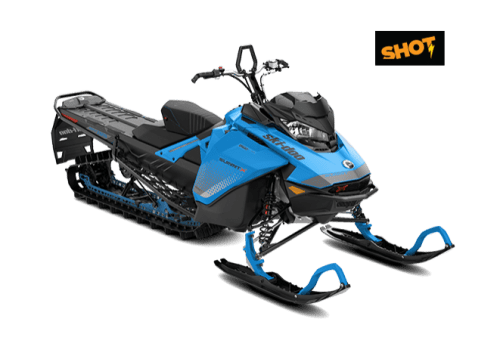 "Summit X 154"" 850 E-TEC SHOT (2019) - Красный"