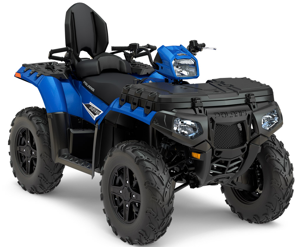 Can-Am Outlander MAX XT 850 vs Polaris Sportsman 850 Touring: сравнение в числах