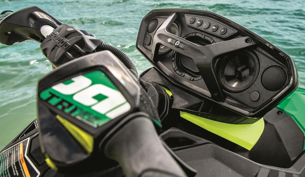 2019 Sea-Doo Fish Pro: новый гидроцикл для рыбаков