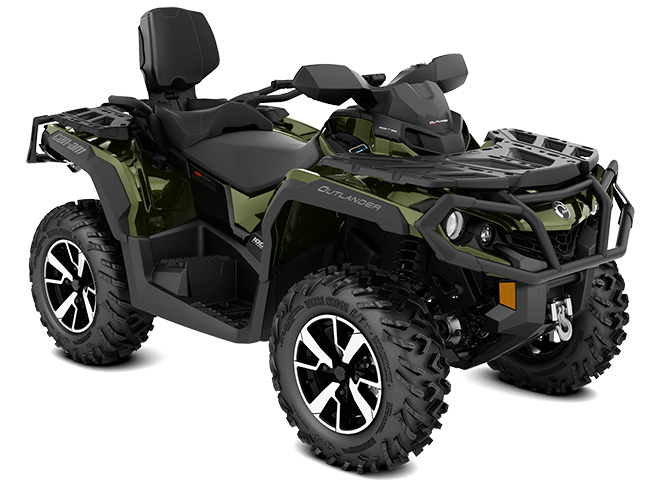 Can-Am Outlander MAX 1000R LTD (2020)