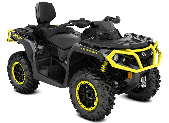 Can-Am Outlander MAX 1000R XT-P (2020)