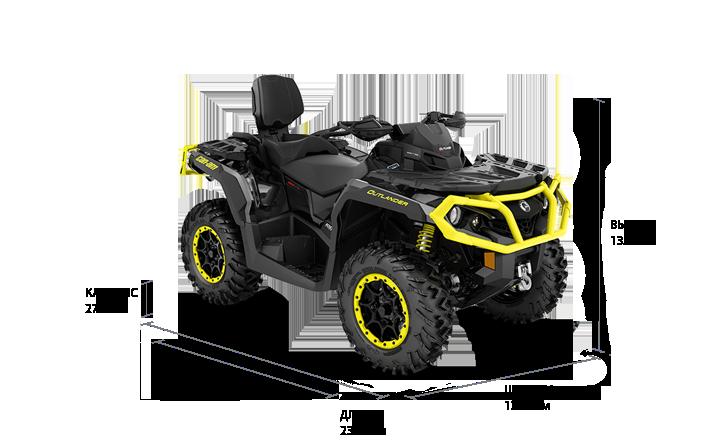 Outlander MAX 1000R XT-P (2020)