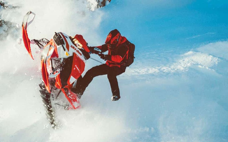 Представлены первые снегоходы Ski-Doo 2020 модельного года