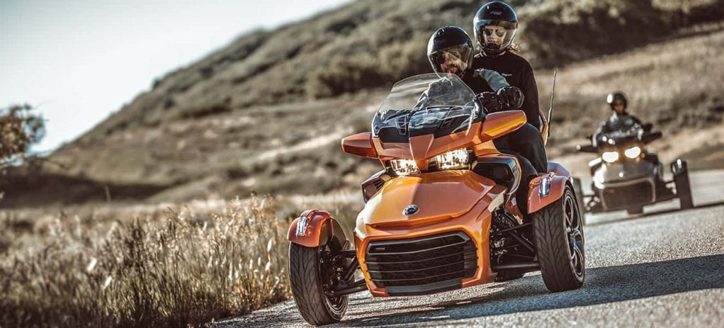 Spyder F3 Limited 2020