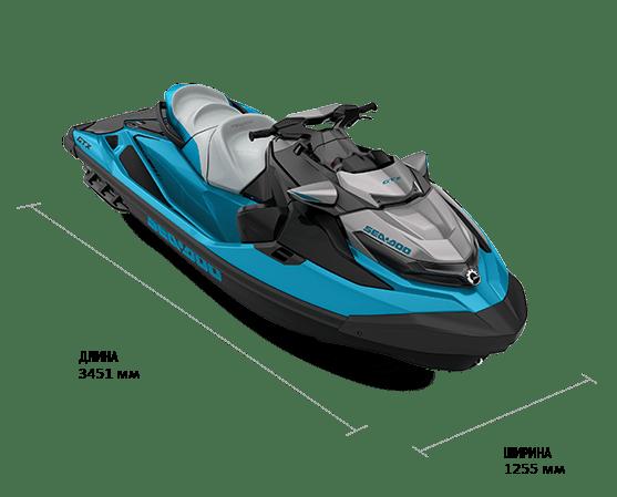 Sea-Doo GTX 230 (2020) с акустикой