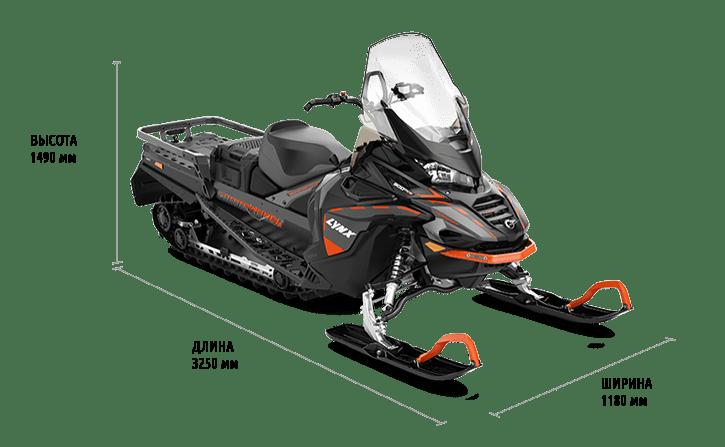 Lynx Commander 900 ACE TURBO (2020)