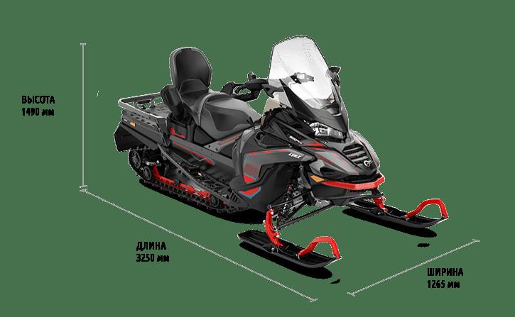 Lynx Commander GT 900 ACE TURBO (2020)