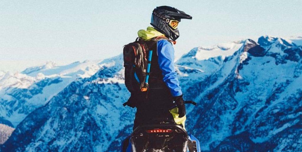 "Ski-Doo Freeride X 850 E-TEC 154"" (2020)"