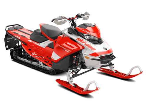 "Ski-Doo Backcountry X 850 E-TEC 146"" (2020)"