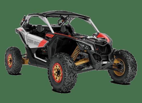Can-Am Maverick X3 X RS Turbo R (2019)