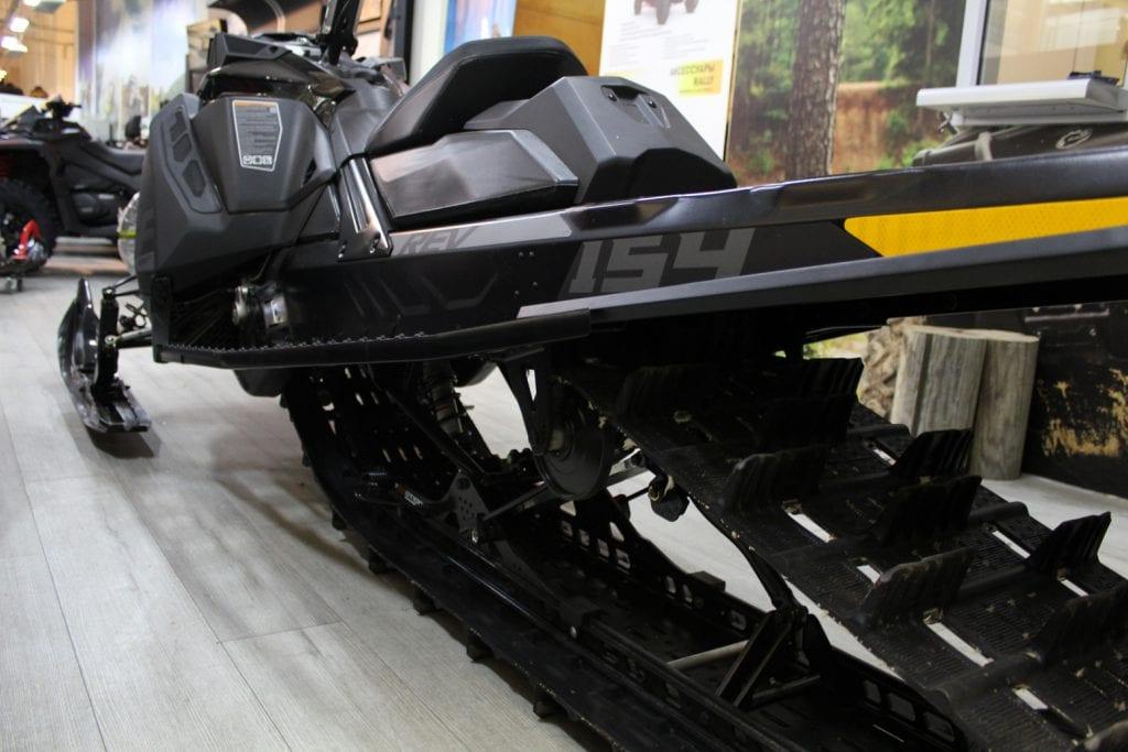 Ski-Doo Summit SP 154 600R E-TEC с пробегом