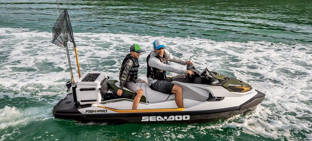 Sea-Doo GTX 155 Fish Pro (2019)