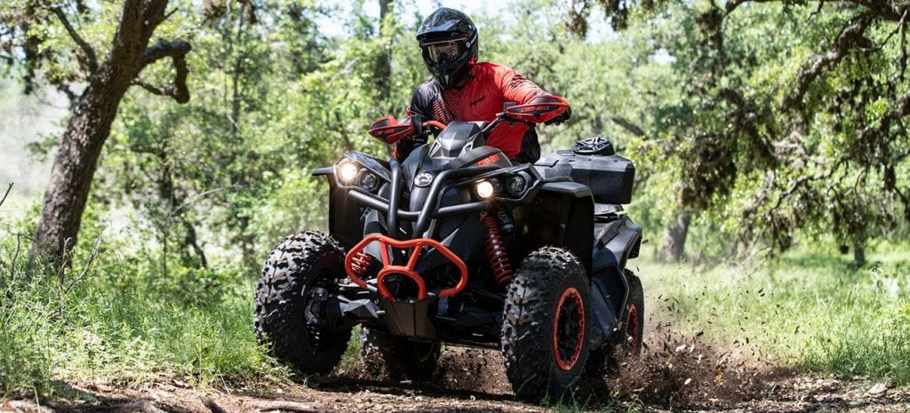 Can-Am Renegade 1000R X XC (2020)