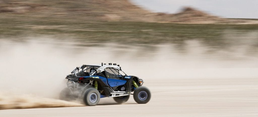 Can-Am Maverick X RS Turbo RR (2020)