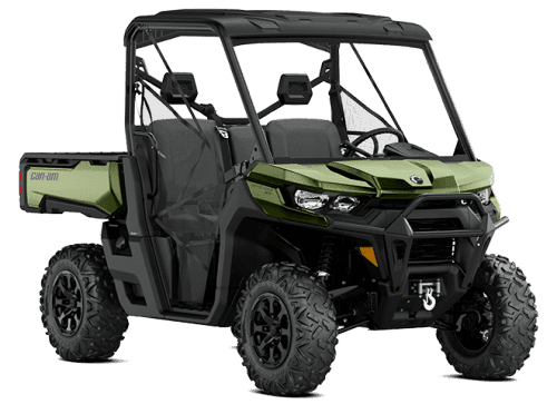 Can-Am TRAXTER XT HD10 (2020)