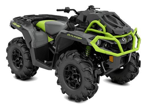 Can-Am Outlander 650 X MR (2020)
