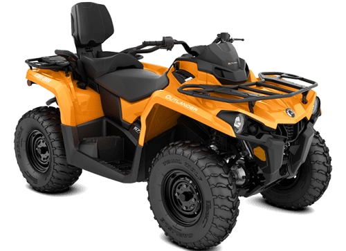Can-Am Outlander MAX DPS 570 (2020)