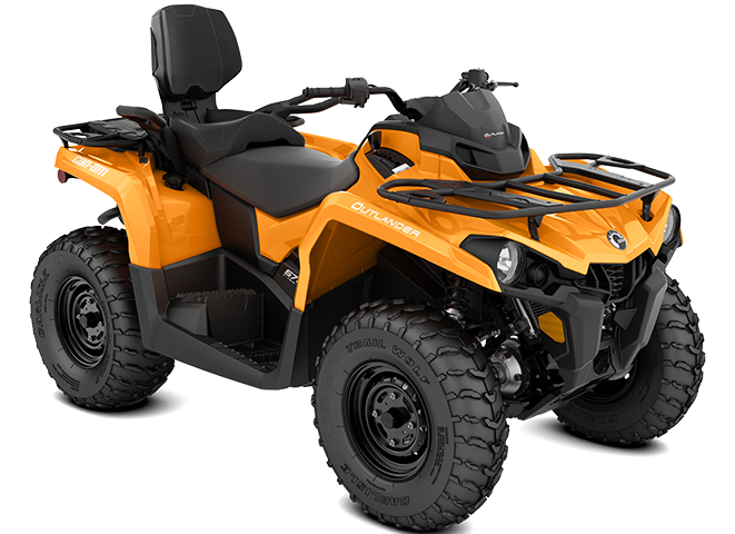 Outlander MAX DPS 570 (2020)