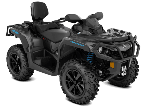 Can-Am Outlander MAX 650 XT CAMO (2020)