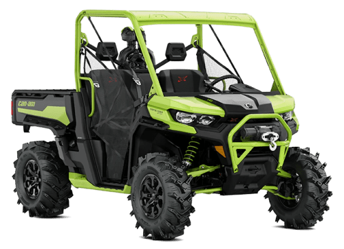 Can-Am TRAXTER HD10 XMR (2020)