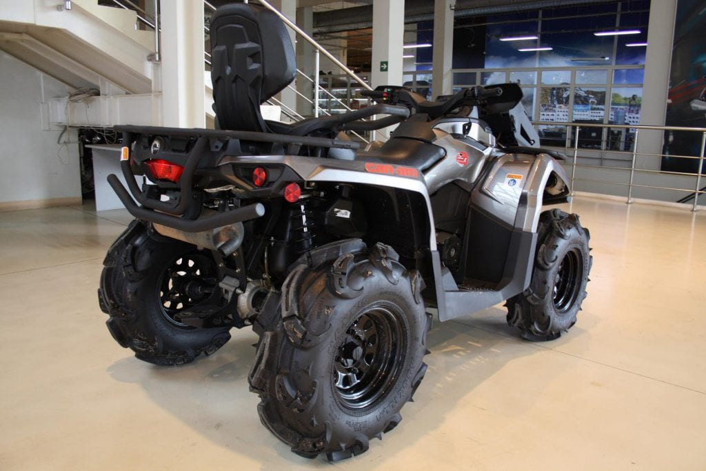 Can-Am Outlander MAX 570 XT
