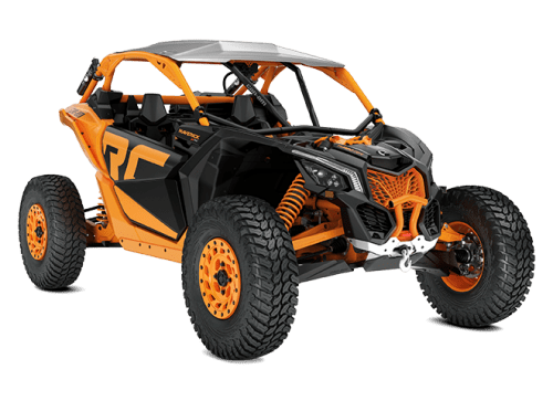 Can-Am Maverick X RC Turbo RR (2020)