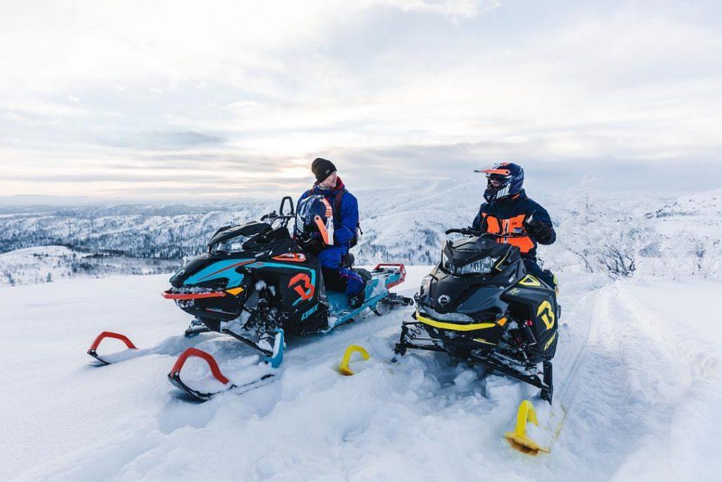 Arctic Cat M: новый взгляд на отдых в горах