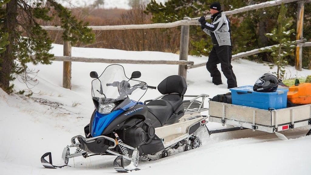 Yamaha Venture: насколько хорошо японцы готовы к зиме?