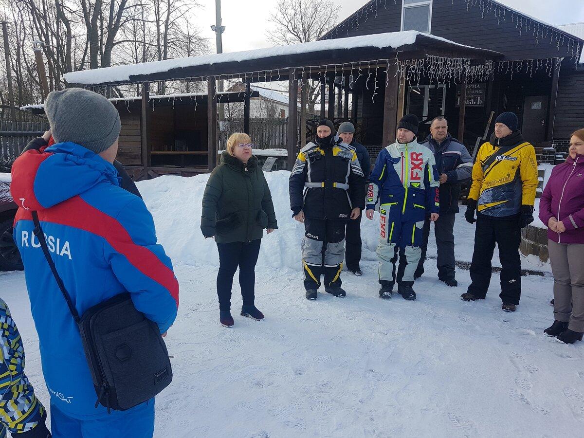 Отчет с поездки BRP-Клуба в сыроварню Марии Коваль (24-25 января)