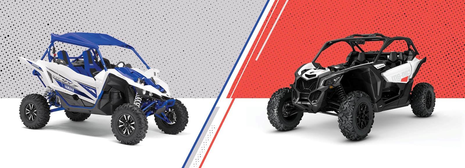 Обзор лучшего квадроцикла суперспорт – Yamaha YXZ