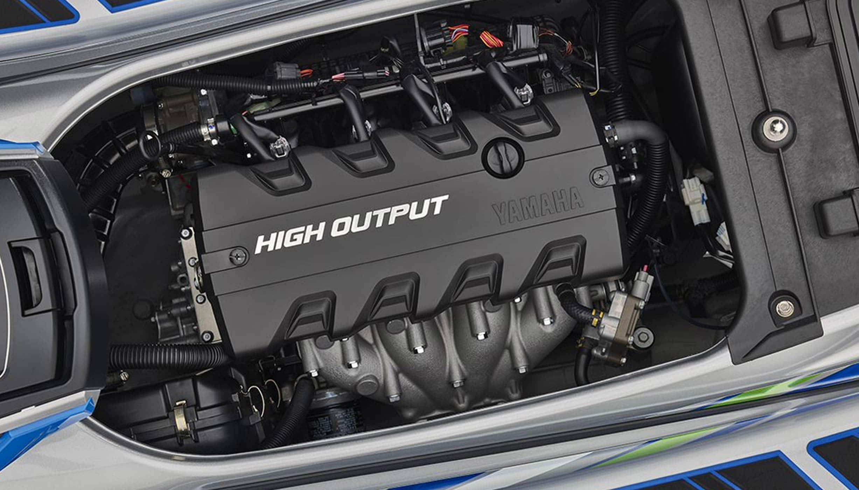 Yamaha VXR — лучший в классе Performance