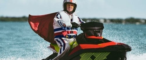 Sea-Doo SPARK TRIXX 2UP (2020)