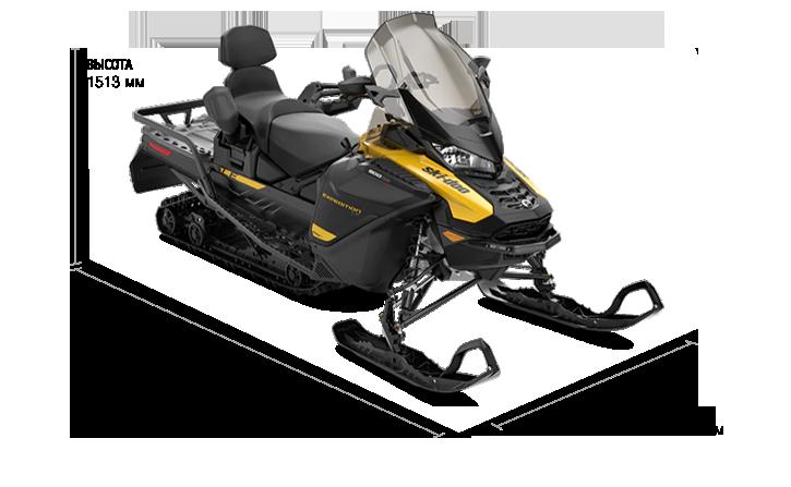 Ski-Doo EXPEDITION LE 900 ACE (650W) ES 2021