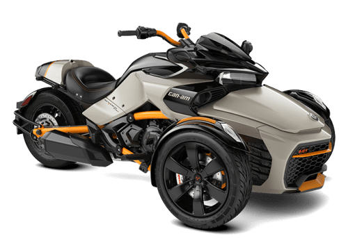 Can-Am SPYDER F3 S SPECIAL SERIES