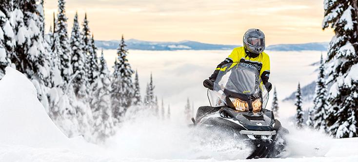 Узнайте 5 причин почему утилитарные снегоходы BRP лучше конкурентов.