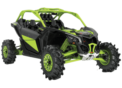 Can-Am MAVERICK XMR TURBO RR 2021